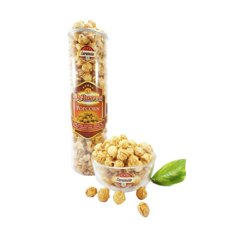 Dekarrel Popcorn Caramele Mush [Tabung All Seal 30]