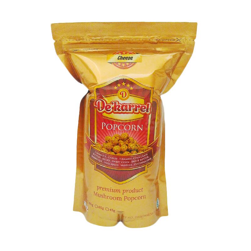 Dekarrel Popcorn Matang Cheese Mush Aluminium Bag