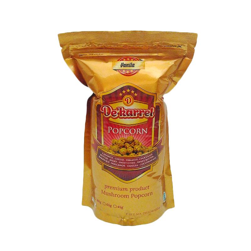 Dekarrel Popcorn Matang Vanila Mush [Aluminium Bag]
