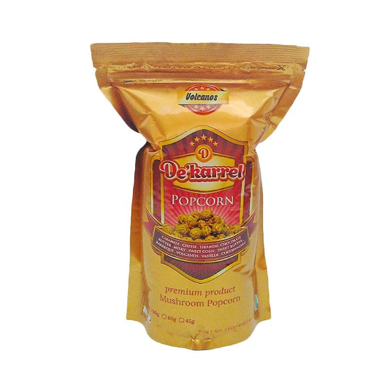 Dekarrel Popcorn Matang Volcanos Mush Aluminium Bag