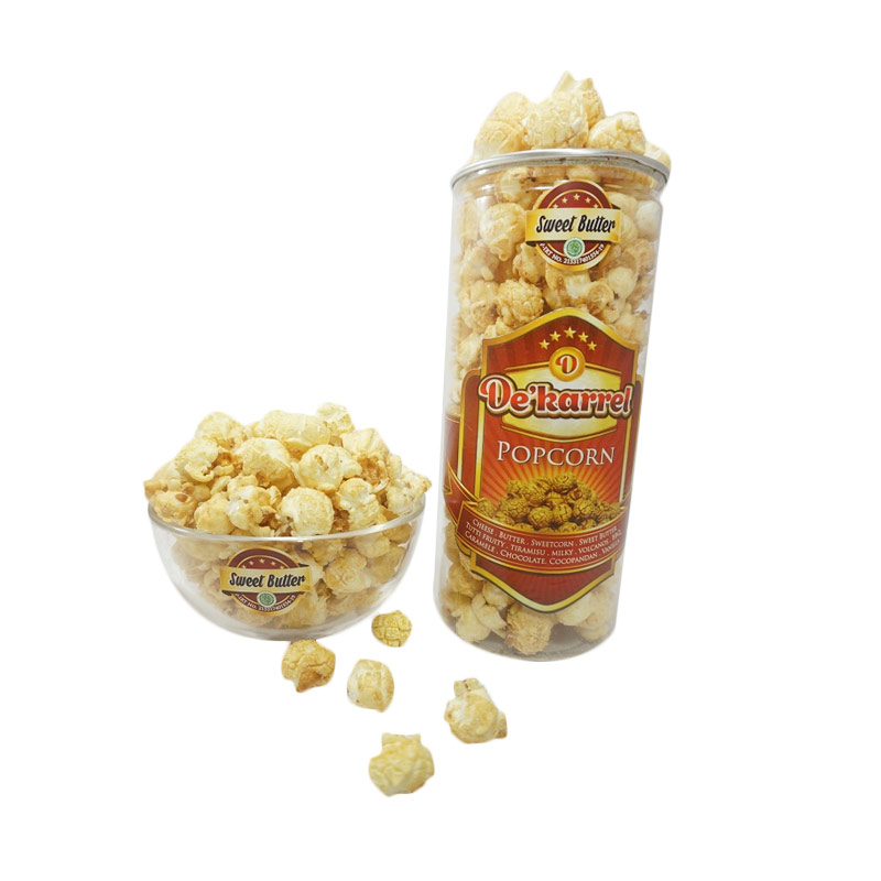 Dekarrel Popcorn Sweet Butter Mush [Tabung All Seal 20]
