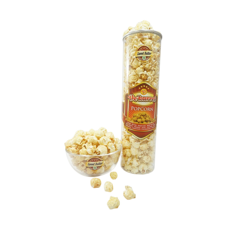 Dekarrel Popcorn Sweet Butter Mush [Tabung All Seal 30]