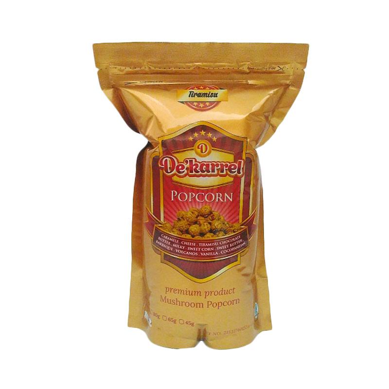 Dekarrel Popcorn Tiramitsu Mush [Aluminium Bag 100 gr]
