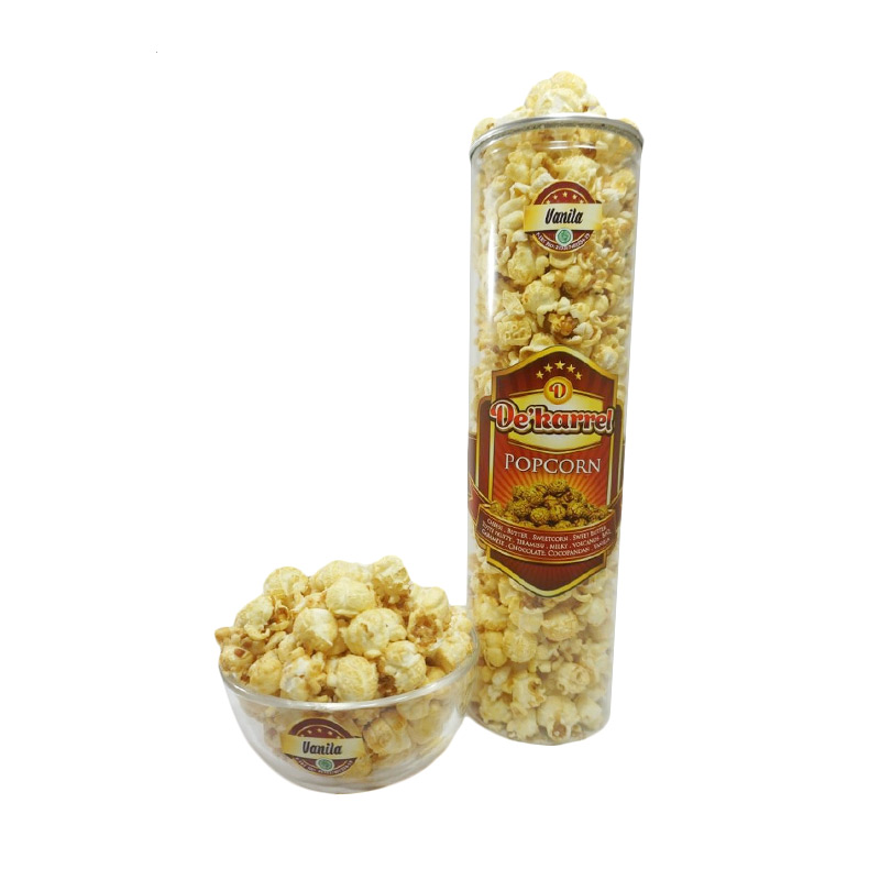 Dekarrel Popcorn Vanila Mush [Tabung All Seal 30]