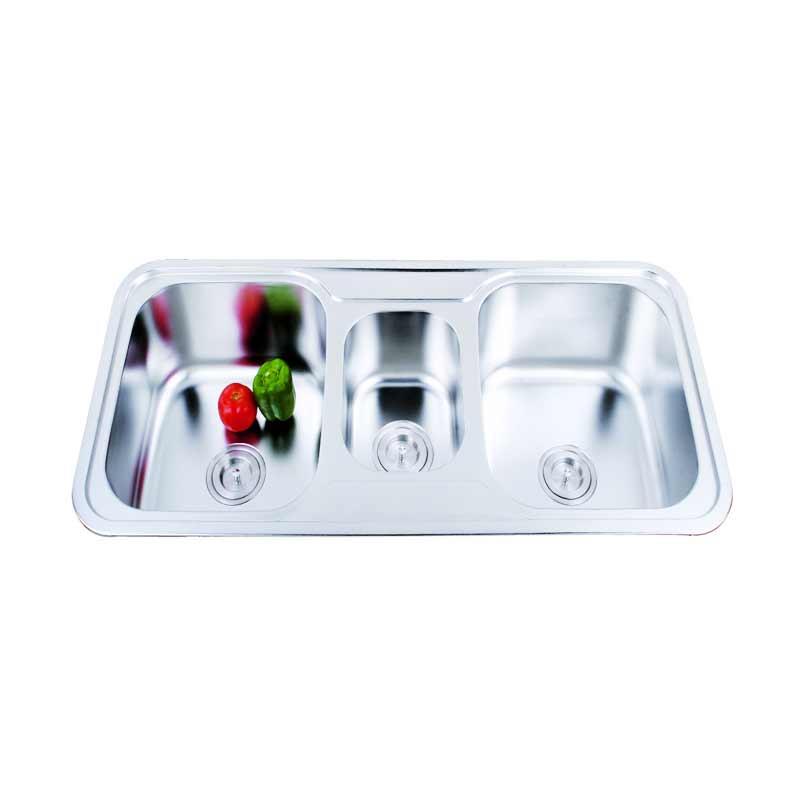 harga Delizia Ferrara DZW 20E2TN Kitchen Sink Blibli.com