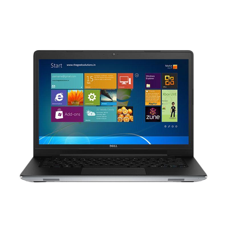 harga Rekomendasi Seller - DELL 3442 062GW Cedar Inspiron Notebook - Black [i3-4005U/2 GB/14