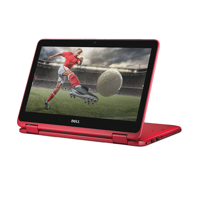 """Dell Inspiron 11 3168 Notebook - Tango Red [N3060/2.48 GHz/2GB DDR3L/32GB eMMC/11.6""""/Win10 Home/1Y/45W/No Bag] - 9280281 , 15290196 , 337_15290196 , 4190000 , Dell-Inspiron-11-3168-Notebook-Tango-Red-N3060-2.48-GHz-2GB-DDR3L-32GB-eMMC-11.6ampquot-Win10-Home-1Y-45W-No-Bag-337_15290196 , blibli.com , Dell Inspiron 11 3168 Notebook - Tango Red [N3060/2.48 GHz/2GB"""