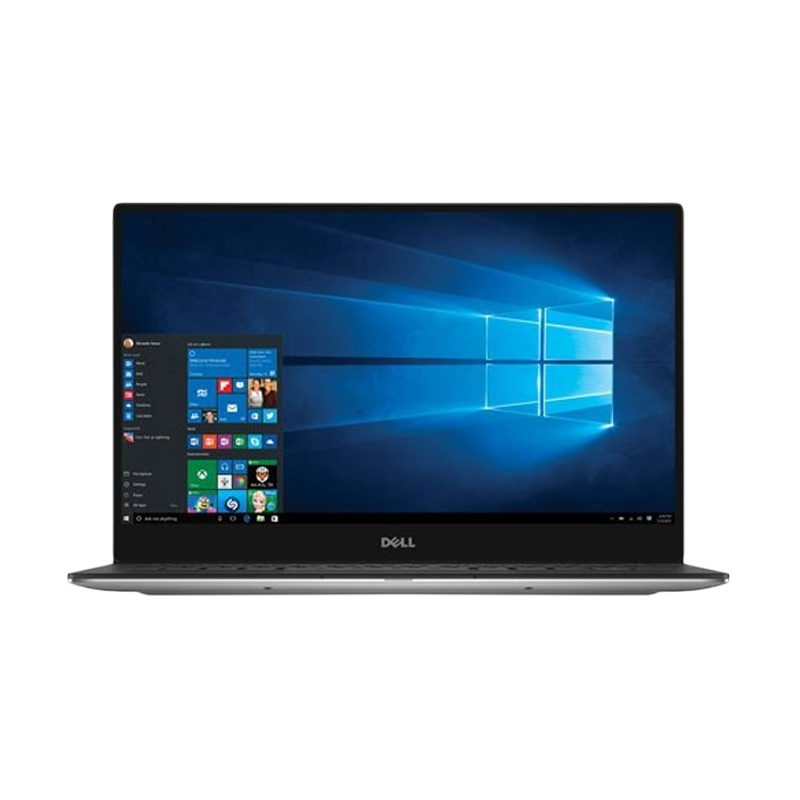 DELL XPS 13-6200U Notebook - Silver [8 GB/256 GB/Infinity Display]