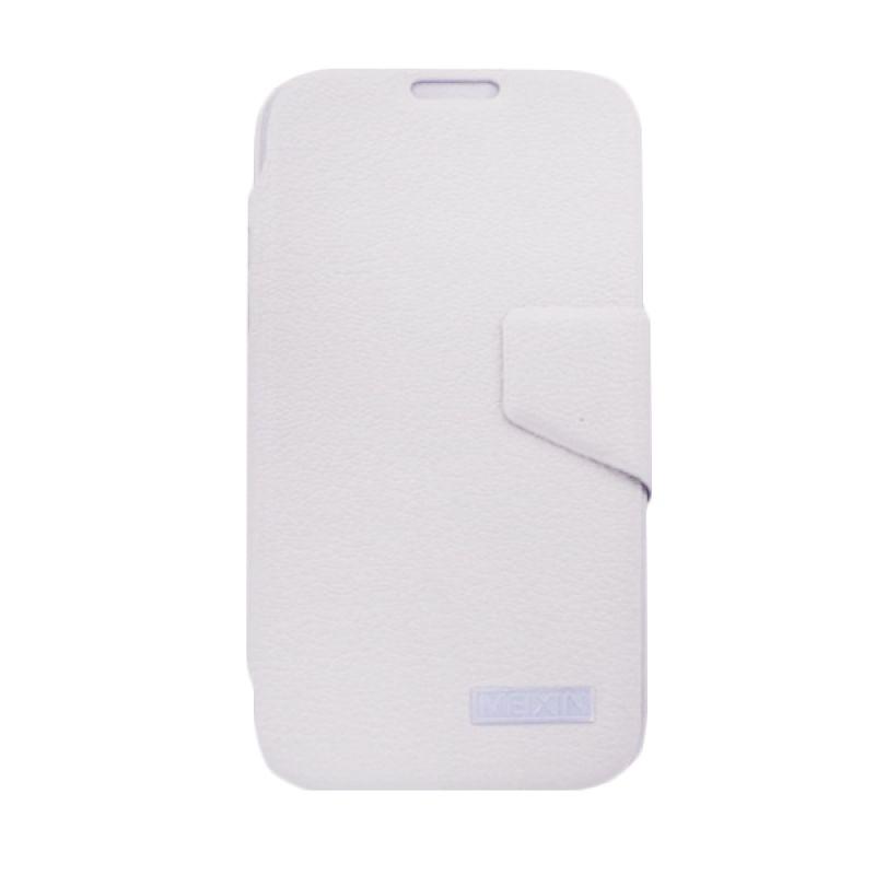 Bazel Meixin Flip Cover Samsung Galaxy Note II N7100 - Putih