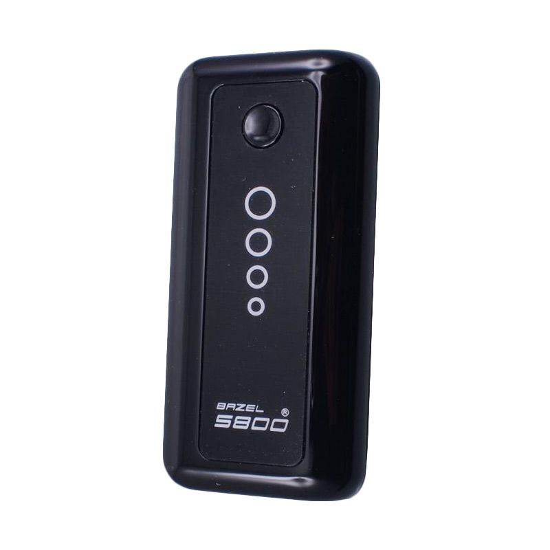 Bazel Power Bank 5800 - Hitam