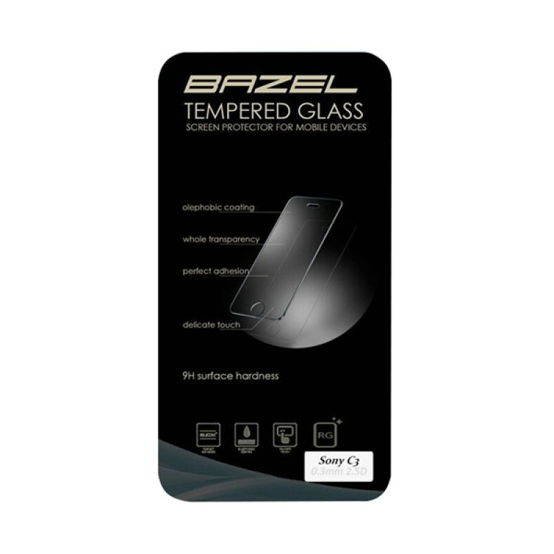 Bazel Tempered Glass Screen Protector for Sony C3