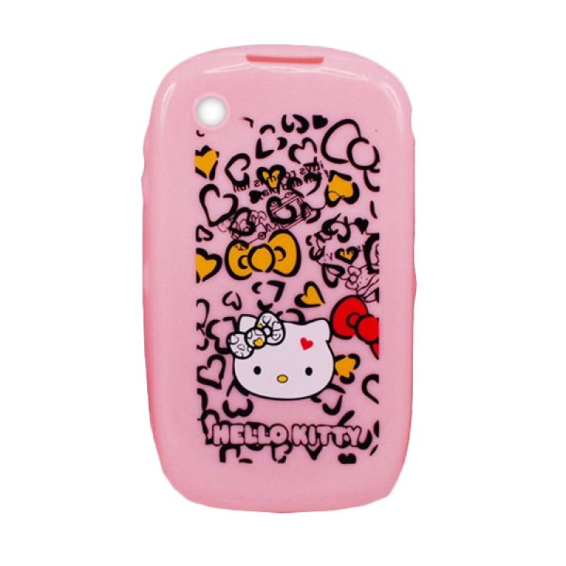 Delcell Fashion Case Hello Kitty BB Gemini Type 02 - Pink