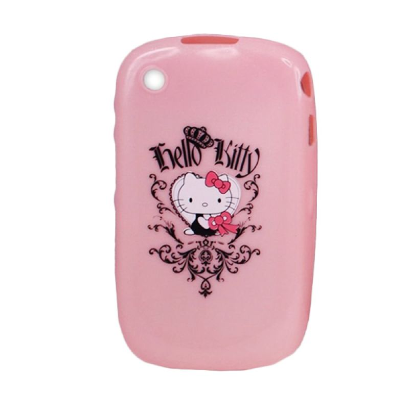 Delcell Fashion Case Hello Kitty BB Gemini Type 04 - Pink