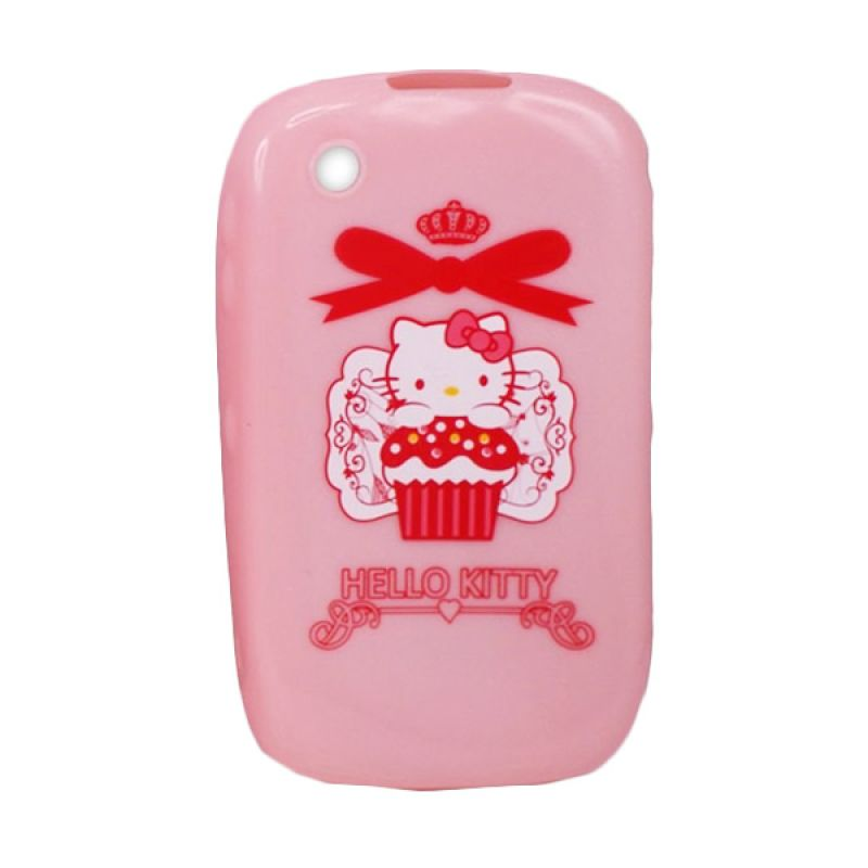 Delcell Fashion Case Hello Kitty BB Gemini Type 06 - Pink