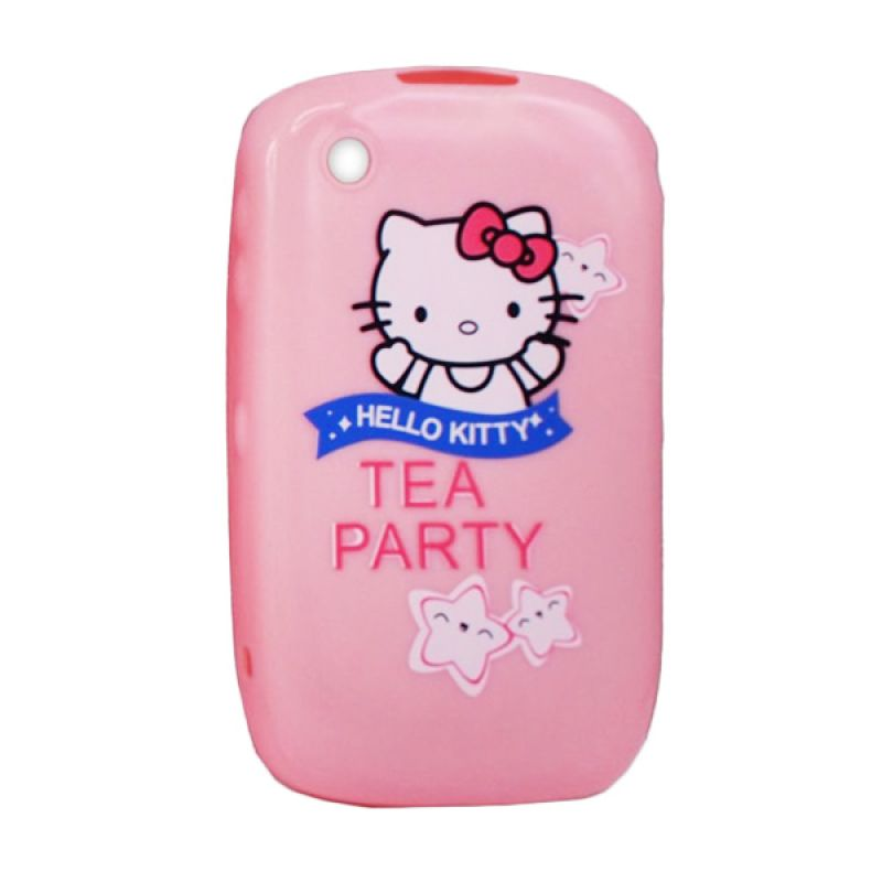 Delcell Fashion Case Hello Kitty BB Gemini Type 09 - Pink