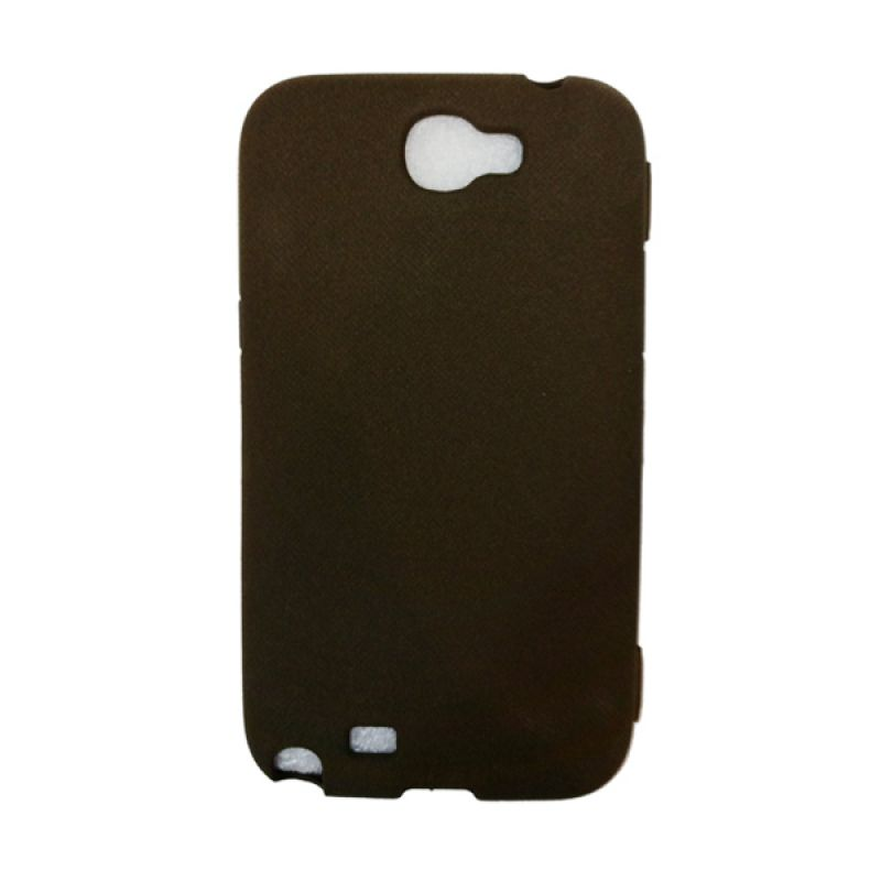 Delcell Back Case For Samsung Galaxy Note 2 Casing