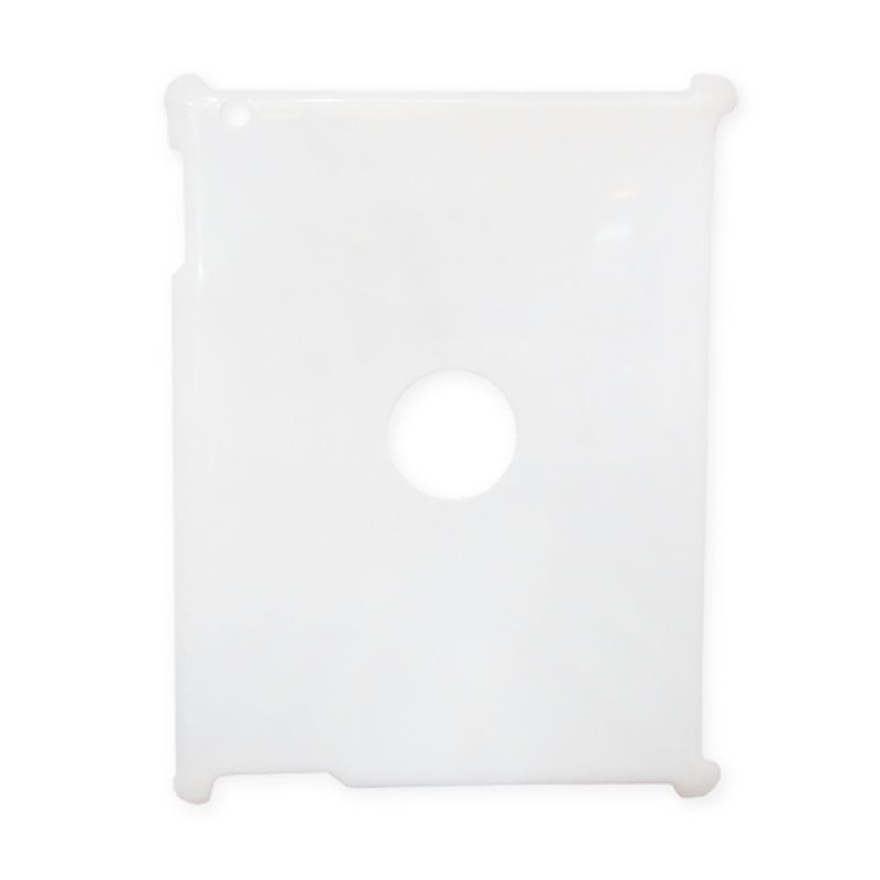 Delcell Back Case iPad 2 Putih Casing