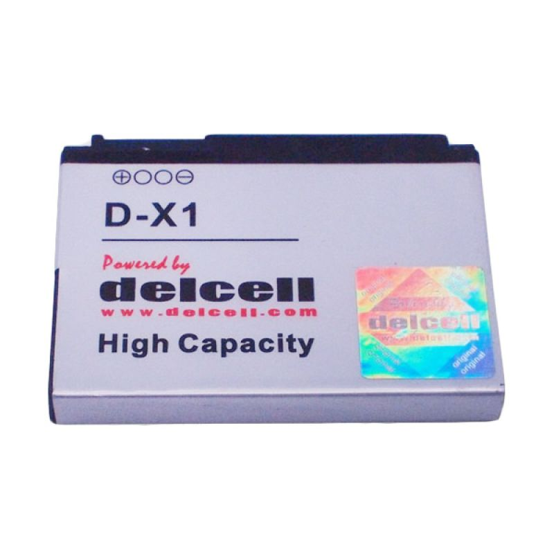 Delcell Battery for Blackberry 8900/9500/Tour DX-1 1500mAh