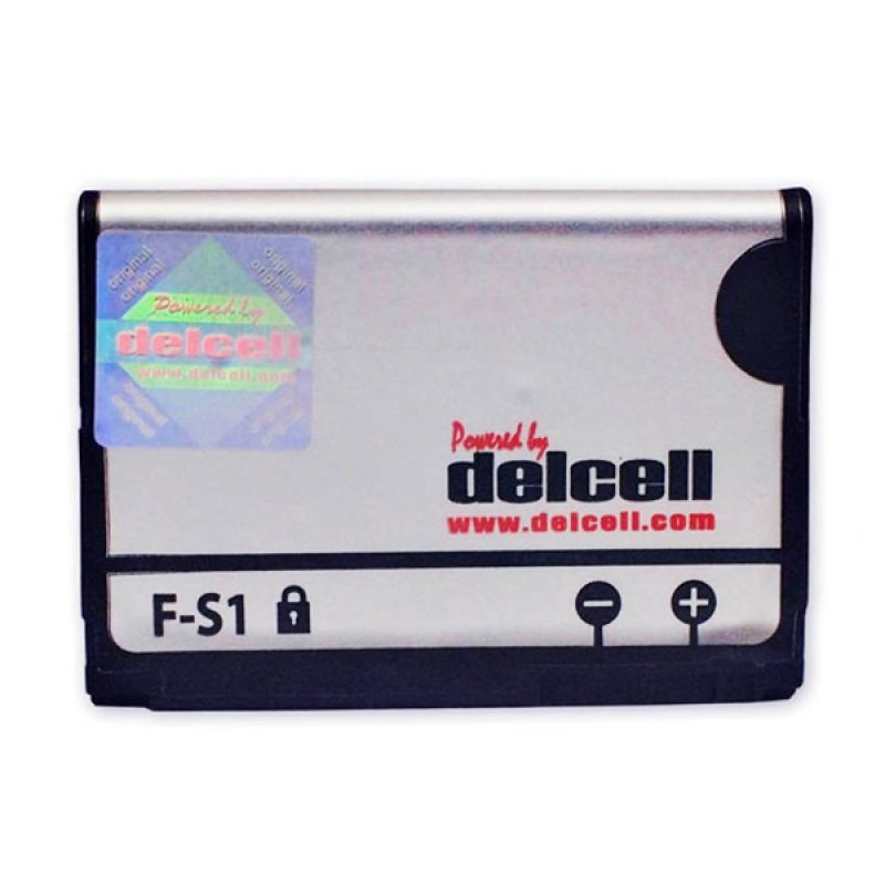 Delcell Battery for Blackberry 9800 FS-1 1350mAh