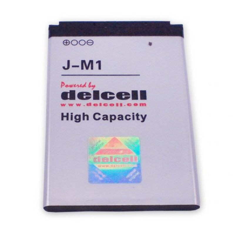 Delcell Battery for Blackberry 9900 JM-1 1400mAh