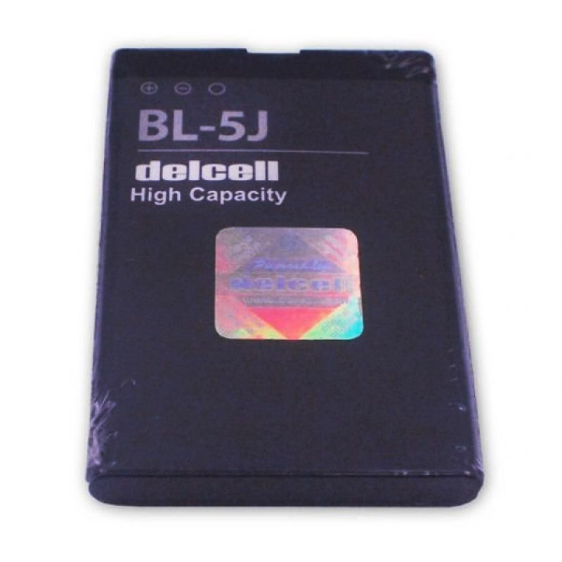 Delcell Battery High Capacity BL-5J