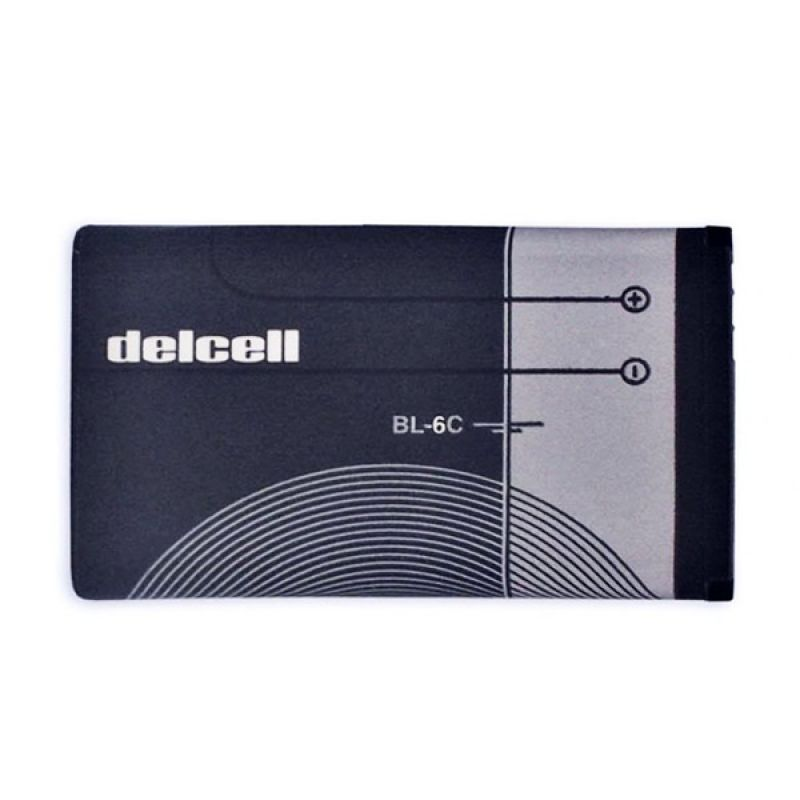 Delcell Battery High Capacity BL-6C