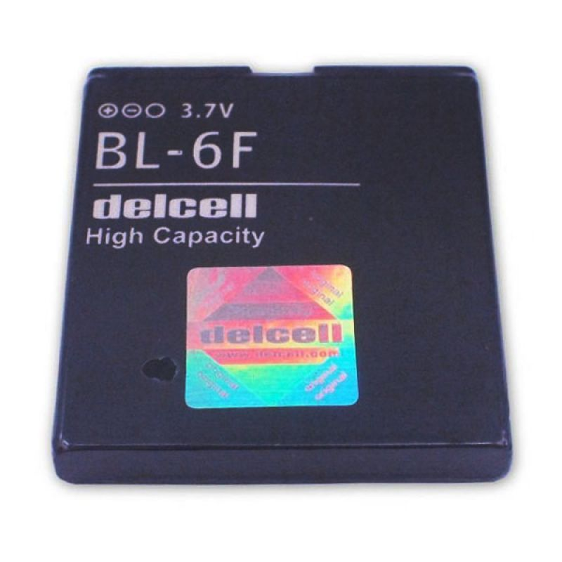 Delcell Battery High Capacity BL-6F