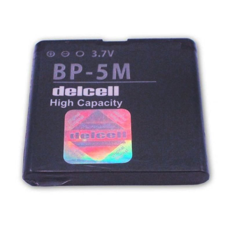 Delcell Battery High Capacity BP-5M