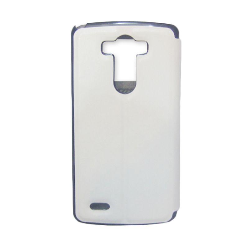 Delcell Benser Case For LG G3 Putih Casing