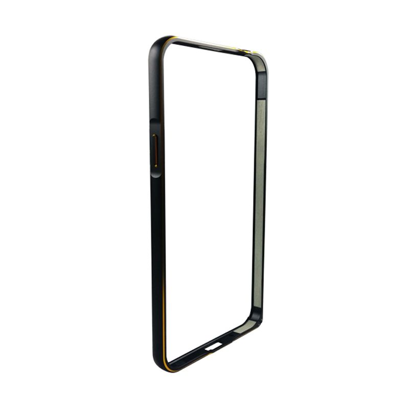 Delcell Black Bumper for Samsung Galaxy Grand 3