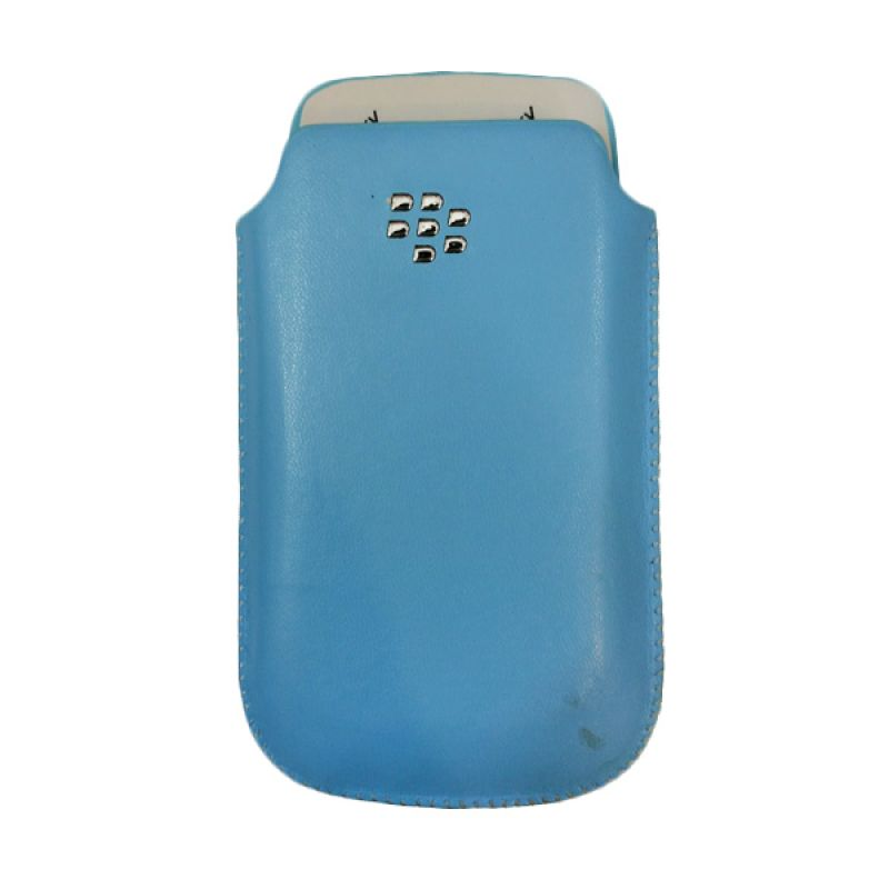 Delcell Blackberry 9700 Carrying Case - Blue