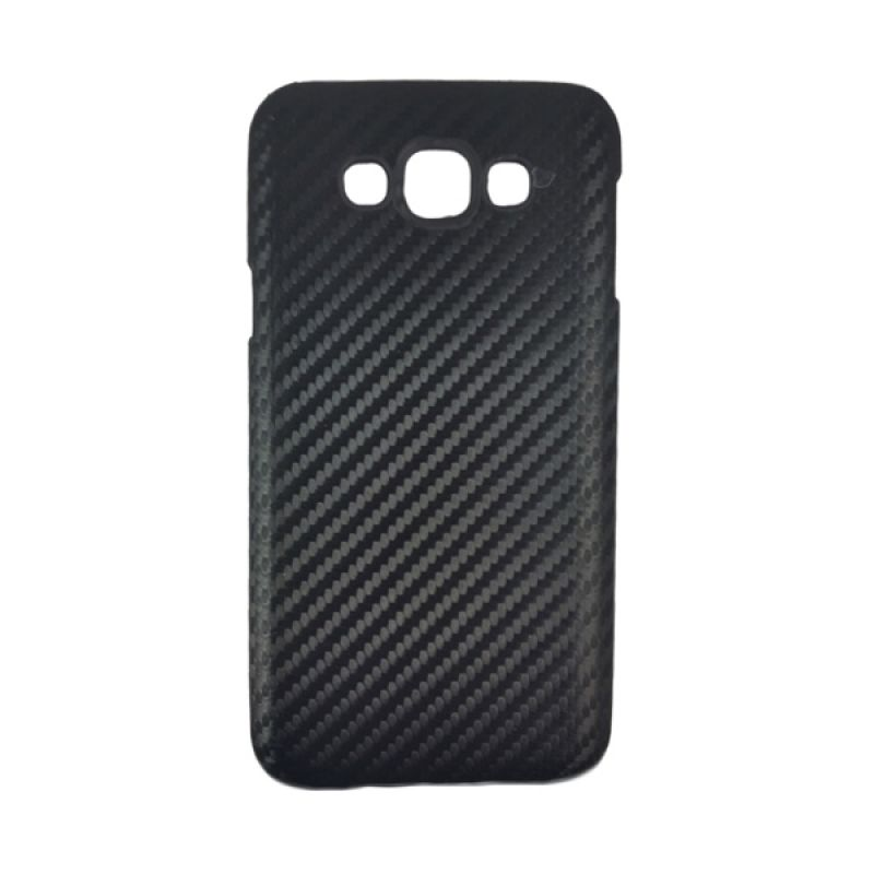 Delcell Carbon Casing for Galaxy E7