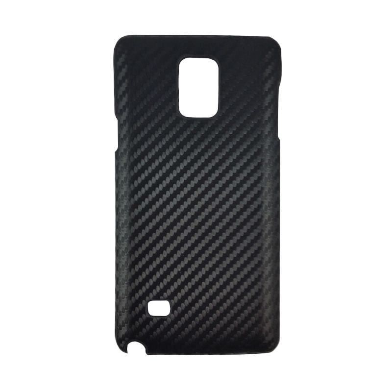 Delcell Carbon Casing for Galaxy Note 4