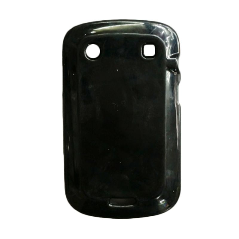 Delcell Case Jelly for BlackBerry 9930/9900 Hitam