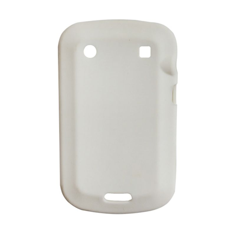 Delcell Case Jelly for BlackBerry 9930/9900 Putih