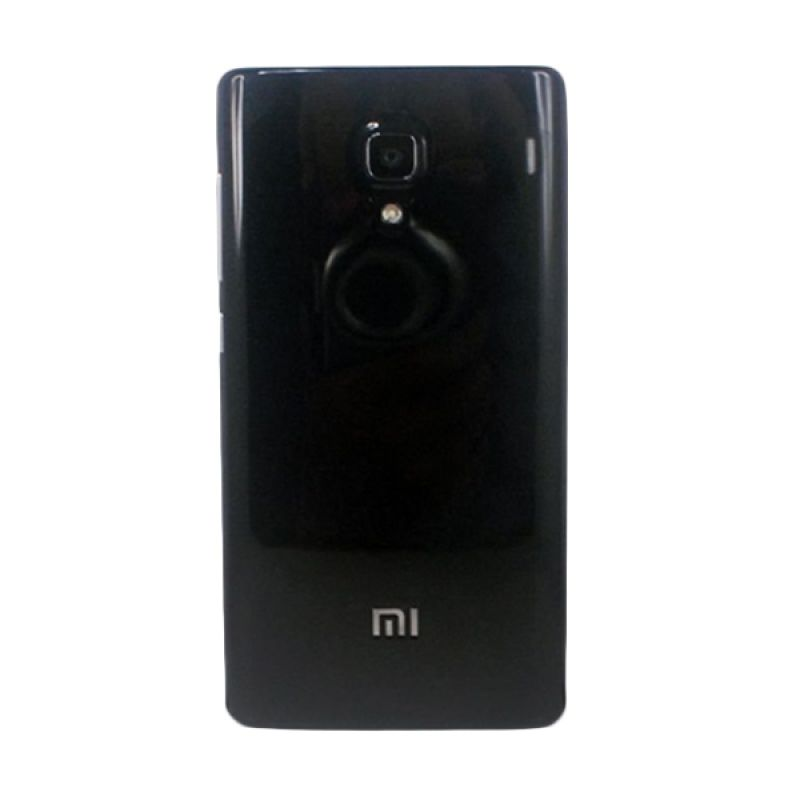 Delcell Cover for Redmi 1s Hitam - Pengganti Case Belakang