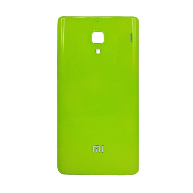 Delcell Cover for Redmi 1s Hijau - Pengganti Case Belakang