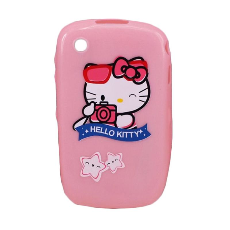Delcell Fashion Case Hello Kitty BB Gemini Type 05 - Pink