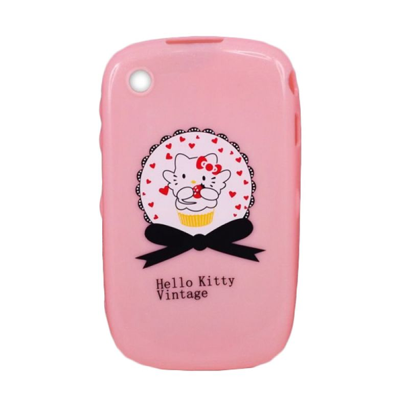 Delcell Fashion Case Hello Kitty BB Gemini Type 08 - Pink