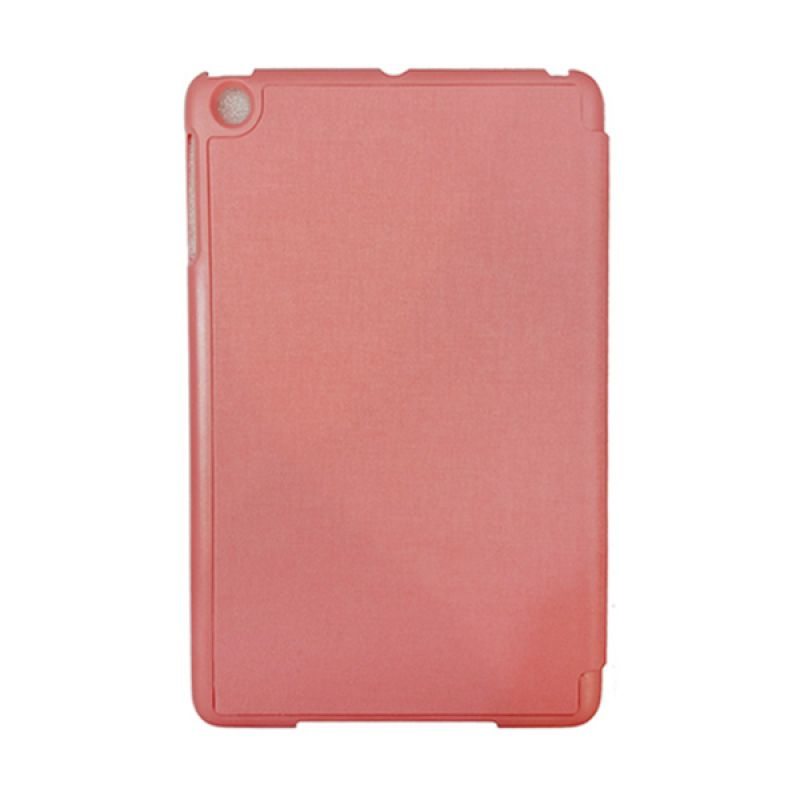 Delcell Flip Case iPad Air Pink Casing