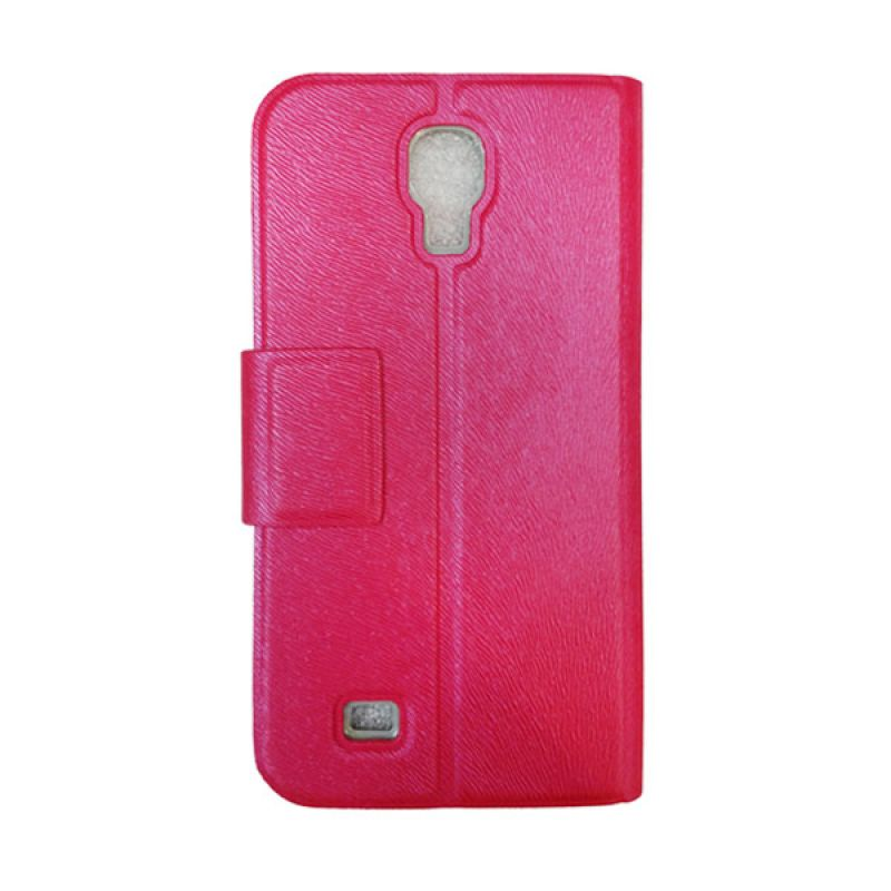 Delcell Flip Case Kulit For Samsung Galaxy S4 Casing