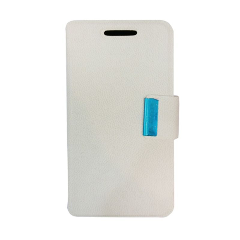 Delcell Flipcase For Blackberry Z10 - Putih