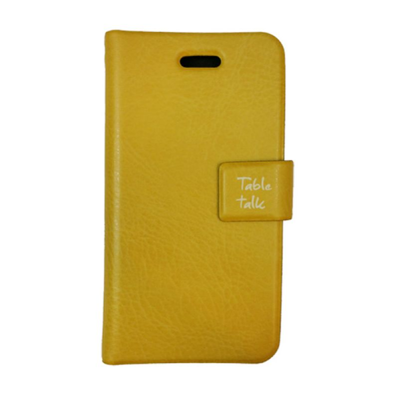 Delcell Flipcase for iPhone 5 - Kuning