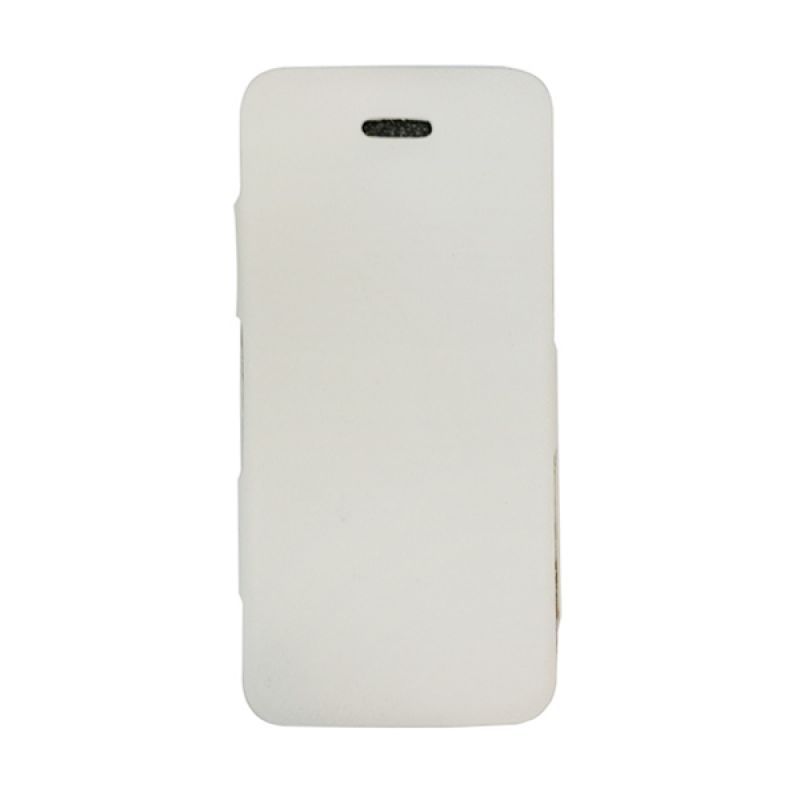 Delcell Flipcase for iPhone 5 - Putih