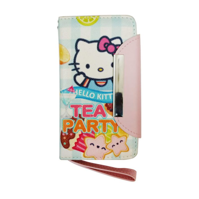 Delcell Flipcase Hello Kitty for iPhone 5s