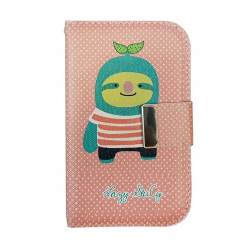 Delcell Flip Case Lazy Seucarry For Blackberry 9900