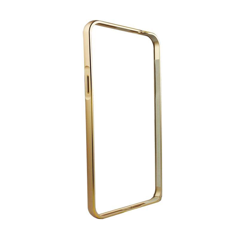 Delcell Gold Bumper for Samsung Galaxy Grand 3