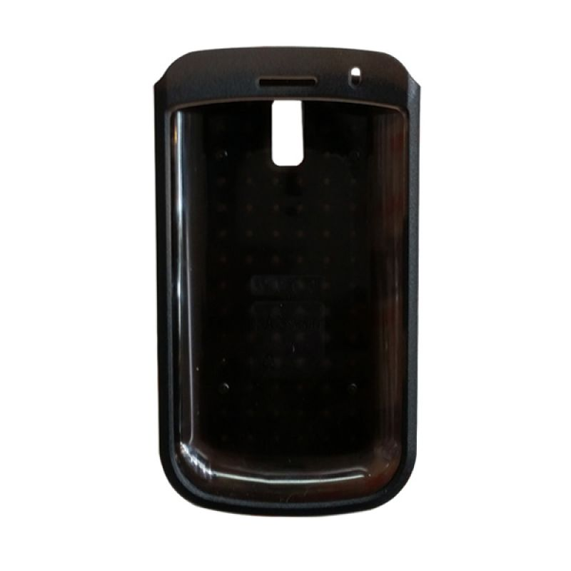Delcell Hard Case for BlackBerry 9000 Hitam