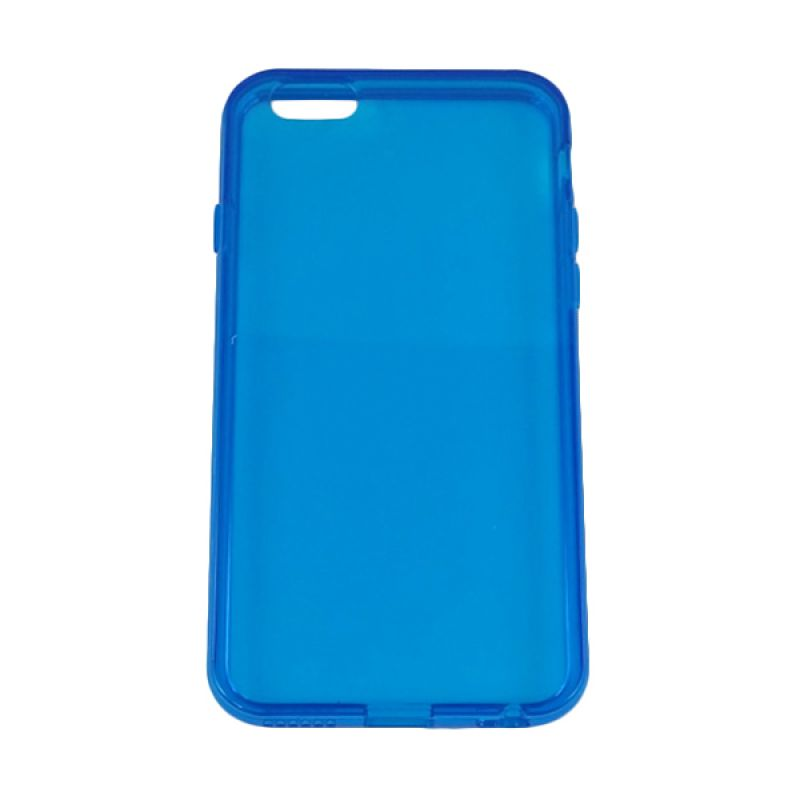 delcell Jelly Biru Casing for iPhone 6