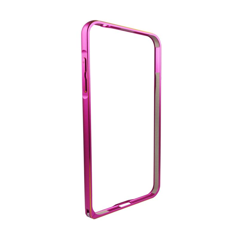 Delcell Pink Bumper for Samsung Galaxy Grand 3